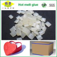China Carton Sealing EVA Hot Melt Adhesive ,  Pressure Sensitive Packing Glue wholesale