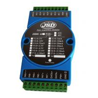 China 8-ch current/voltage signal to RS485/RS232 converter (A/D Converter) wholesale