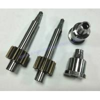 China S136 Material Plastic Mould Components Threaded Core Rod / Plug Set With 48 - 50 HRC wholesale