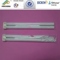 PFA UV lamp tube, UV lamp protected cover, PFA UV lamp cover , PFA shrink tube