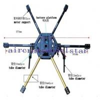 China AMS6800 6quad copter,GPS wifi,3 axis PTZ helicopter model wholesale