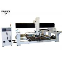 China Mold Working Use 4 Axis ATC CNC Router With 90 Degree Left Right Tilting Spindle wholesale