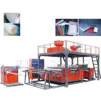 Quality HDPE / LDPE/LLDPE Compound Air Bubble Film Machine Full Automatic 65 - 90 mm Screw diameter DY-2000 for sale