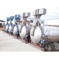 Buy cheap Industrial Pressure Wood Autoclave Equipment For wood processing , Φ2m from wholesalers