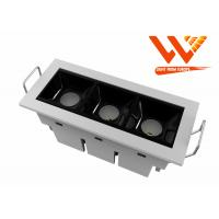 China High Performance 6 W LED Linear Downlight Waterproof Die - Cast Aluminum wholesale