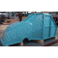 China Pelton Water Turbine / Pelton Hydro Turbine With Forged CNC Wheel For 530m Head Hydropower Station wholesale