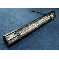 China Trip Row Philips Chips LED Truck Light Bar 216W Vehicle 12v / 24v 16 Inch wholesale