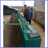 China small orange grading machine, potato grading machine,tomato grading machine wholesale