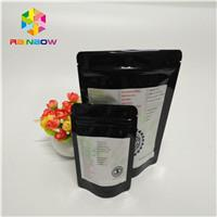 China Resealabel Ziplock Aluminum Foil Bags Stand Up CBD Oil Gummies Candy Packing wholesale