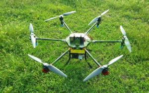 China 10L Pesticide Spray Drone Farm Tractor Attachments wholesale