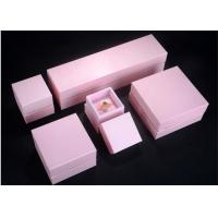 China Bracelet  Brooch Packaging Paper Jewelry Box High - Grade 10 * 10 * 5.5 Cm wholesale