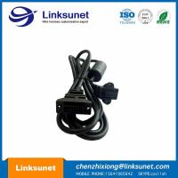 China DC3 12P Round Filters Injector Wiring Harness Customized Plastic Wire Harness wholesale