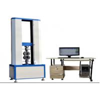 China 4.4KW 150KN Dual Arm Computer Servo Tensile Strength Test Equipment wholesale