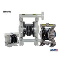 China Double Acting Polypropylene Diaphragm Pump Air Driven Submersible wholesale