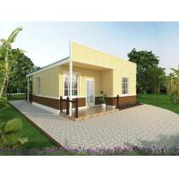 China 3E prefab house-two bedrooms Energy conservation, Environmental protection and Easy assembled house wholesale
