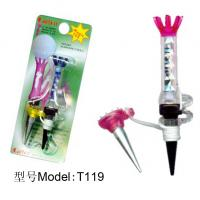 China High Quality Magnetic Golf Tees  T119 wholesale