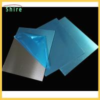 China Blue Color PE Protection Film For Stainless Steel Sheet Blue PE Protection Film wholesale