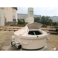 China Ceramic Materials Pan Type Concrete Mixer Durable Tool PMC750 PCCP Water Pipe wholesale
