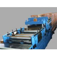 China Quickly Change CZ Purlin Roll Forming Machine For 1.5 - 3.0mm Steel CZ Purlin Truss on sale