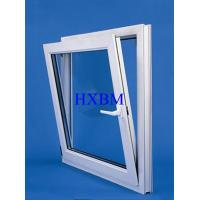 China European Style UPVC Windows And Doors Acoustic Insulation Long Lifespan wholesale