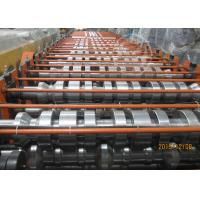 China CE Customized Two Profile Panel Double Layer Roll Forming Machine for US Customer wholesale