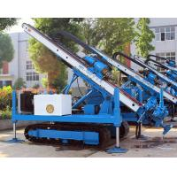 China 0~ 90 ° Hydraulic Crawler Deep Foundation Pit Anchor Drilling Rig wholesale