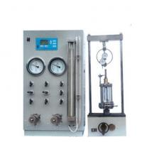 China 10 KN Strain controlled bench triaxial test apparatus wholesale
