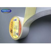 China Double Sided Heavy Duty Packing Tape High Adhesion Bopp / Pet Film Easy Tear wholesale