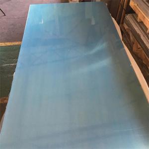 China Anti Corrosion 3003 Aluminum Plate , 85Mpa Yield Strength Thin Aluminum Sheet wholesale