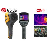 China 25HZ Handheld Thermal Imaging Camera , Thermal Vision Camera For Mechanical Applications on sale