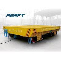 Buy cheap Motorized Flat Bed Transport Wagon , Industry Transfer Rail Automated Guided from wholesalers