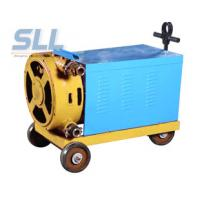 China Electric Motor Grout Injection Pump High Capacity Pump Single Cylinder And Double Piston wholesale