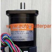 China Yellow Cylindrical GTXL Cutter Parts Dc Motor Assy X1 75v 300w W / Box Auto Cutter Parts 85917051 85917052 wholesale