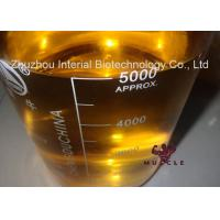 China Semi-finished Injectable Deca-200/ Nandrolone Decanoate Injected Yellow Oil Availble Bulking Cycle wholesale