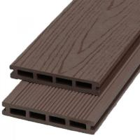 China 135*25mm WPC decking with lowest price from sensuwpc wholesale