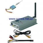 China 2.4GHz 100mW wireless AV transmitter receiver wholesale