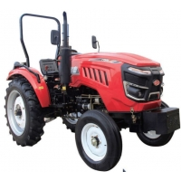 China 40hp 2400r/Min 36.8kw Agriculture Farm Tractor With 4WD wholesale