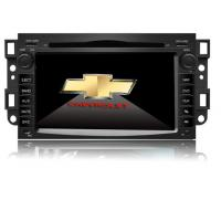 Buy cheap Chevrolet Captiva GPS Navigation With Android Double Din DVD Audio Radio CVE from wholesalers