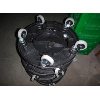 China Rubber wheels Commercial Products Plastic Dolly wholesale