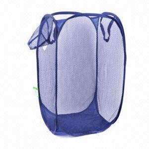 China Net storage basket, foldable wholesale