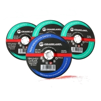China GRASSLAND 7inch 180X3.0X22 Stainless Cut Off  wheel Disc for metal wholesale