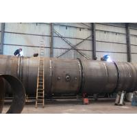 China Steaming AAC Double Door Autoclave , AAC Block Aerated Concrete wholesale