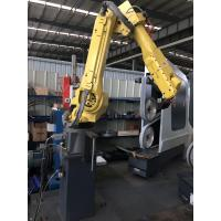 China Robot Operate Automatic Grinding And Polishing Machine With 6 Axis Manipulator wholesale