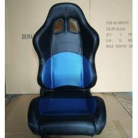 China JBR1032 PVC Sport Racing Seats With Adjuster / Slider Car Seats wholesale
