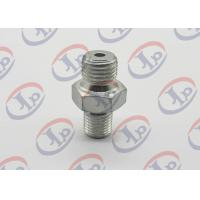 Quality Carbon Steel Union High Precision Machining Parts Hex Joint With CNC Turning for sale