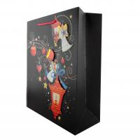 China Paper Material and Accept Custom Order paper bags for christmas gifts wholesale