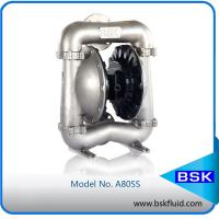 China Stainless Steel Membrane Diaphragm Dosing Pump 8.3 Bar Non Leakage wholesale