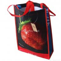 storage pp woven bag with zipper