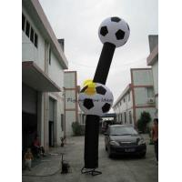 China Durable Advertising Inflatable Air Dancer With Football Shaped of Celebration AIR-2 wholesale