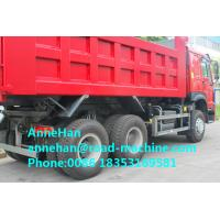 China 266HP 10 Wheels Tipper Dump Truck with RHD T Type Lifting High Loading Capacity wholesale